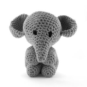 ELEFANT ULTRAMARIN – HOOOKED ECO BARBANTE DIY