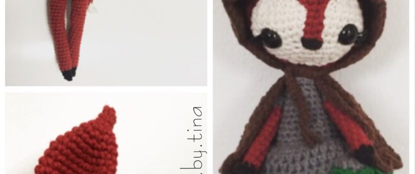 NINI THE FOX AV @CROCHETED.BY.TINA – FINALIST I SCHEEPJESUTMANINGEN