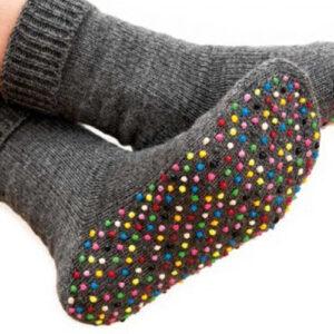 SOCK STOP GRÖN – Halkskydd till sockor
