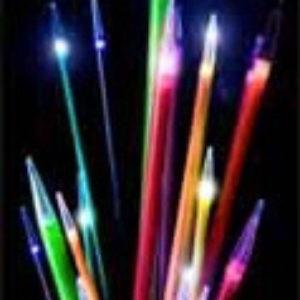 Stickor med belysning – Knit lite – SISTA EXPEMPLAREN!