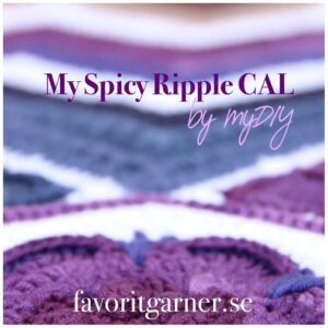 GARNPAKET TILL MY SPICY RIPPLE CAL – SPICY BREEZE