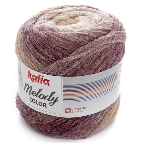 Garn Katia Melody-Color Merino Polyamid 306