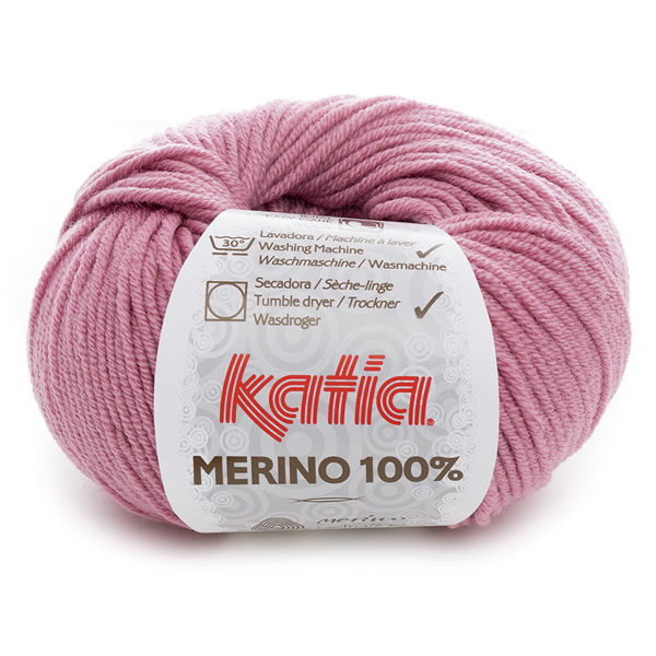 Garn Katia Merino 100% Ull 37