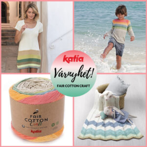 FAIR COTTON CRAFT – KATIA YARNS