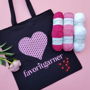 Mochila Bag Dancing Hearts – 48 färgpaket Vår (originaldesign)