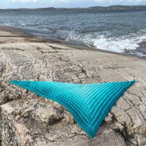 Vertigo Shawl – Endast mönster + garnförslag
